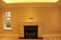 living room coffer lighting-website