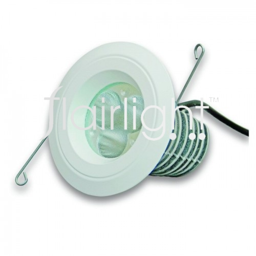 Flairlight IP44 12.4w Fixed Standard LED Down Light