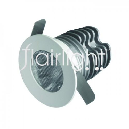 Flairlight IP44 Miniature 12.4w LED Down Light