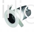 Flairlight IP20 Miniature Regressed Tilt Adjustable 12.4w LED Down Light
