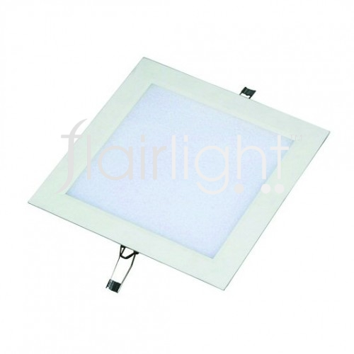 Flairlight IP20 Square Shallow Profile Recessed Down Light