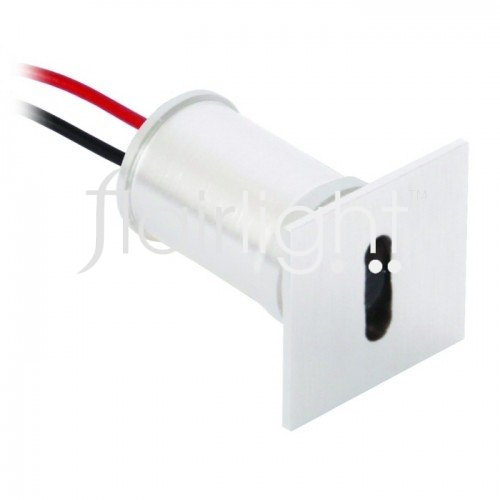 Flairlight IP44 Square Miniature LED Wall Light