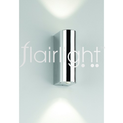 Flairlight IP44 Dual Emission LED Wall Light