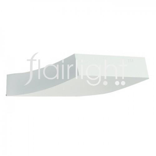 Flairlight IP20 LED Wall Light - Plaster