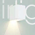 Flairlight IP20 Plaster Mono Emission Wall Light - 1 x 3w