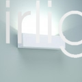 Flairlight IP20 Plaster Mono Emission Wall Light - 3 x 3w