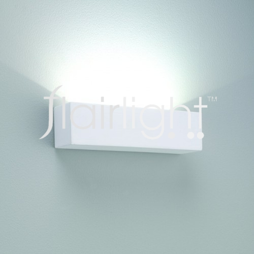 Flairlight IP20 Plaster Mono Emission Wall Light - 3 x 3w