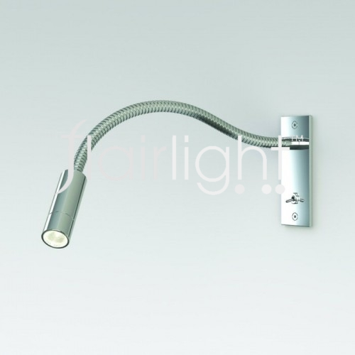 Flairlight IP20 Surface Mounted Bed Head LED Flexible Reading Light