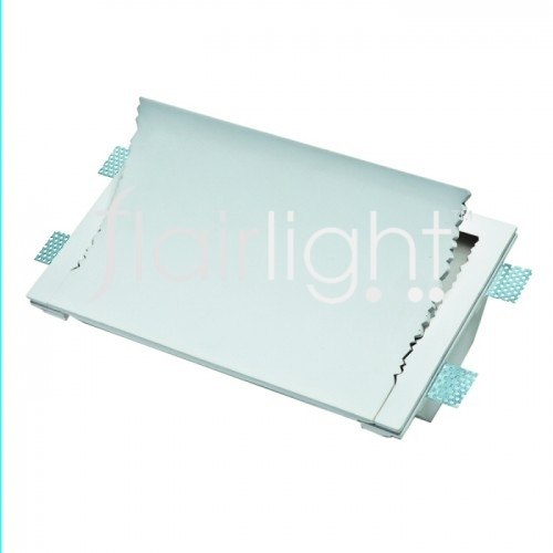 Flairlight IP20 Plaster-in Wall Luminaire - 1 x 18-26W
