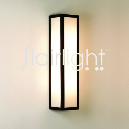 Flairlight IP44 Wall Light - Black
