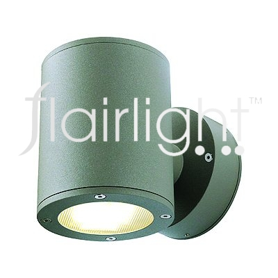 Flairlight IP44 Dual Emission Wall Light - Anthracite