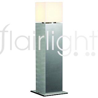 Flairlight IP44 Square External Bollard