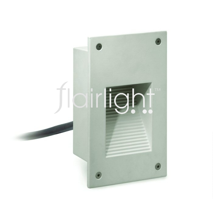 Flarlight Recessed Wall Mounted Low Level Path Light - Flairlight