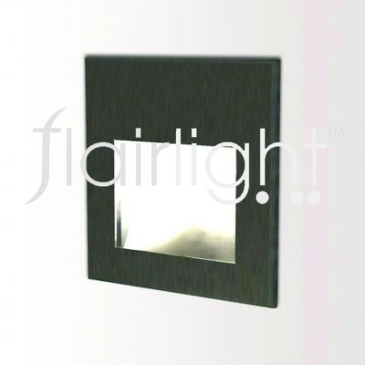 Flairlight IP65 LED Recessed Exterior Wall Luminaire
