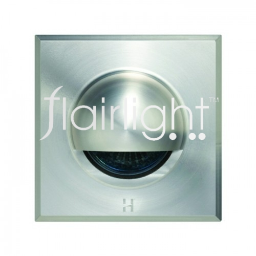 Flairlight IP66 Recessed Square Step Light