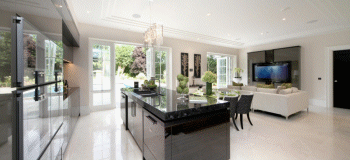 Flairlight lighting designs weybridge project