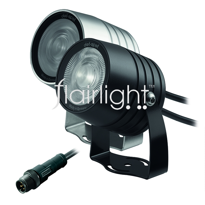 dot spot V4A 316L outdoor LED Spot Light 24V 6W IP68