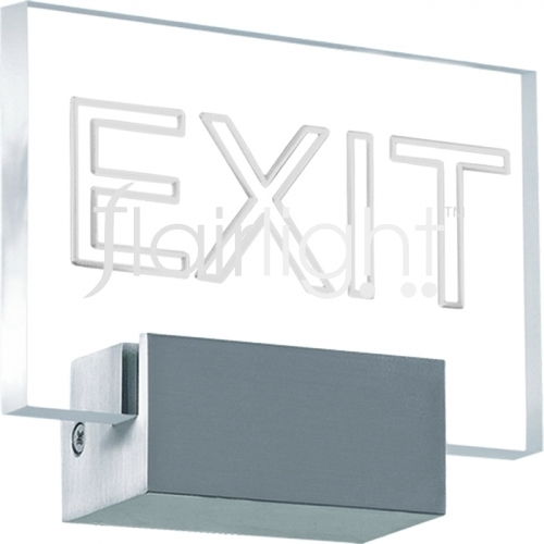 flairlight led custom exit lights