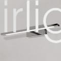 Flairlight LED Chrome Mirror Light Large