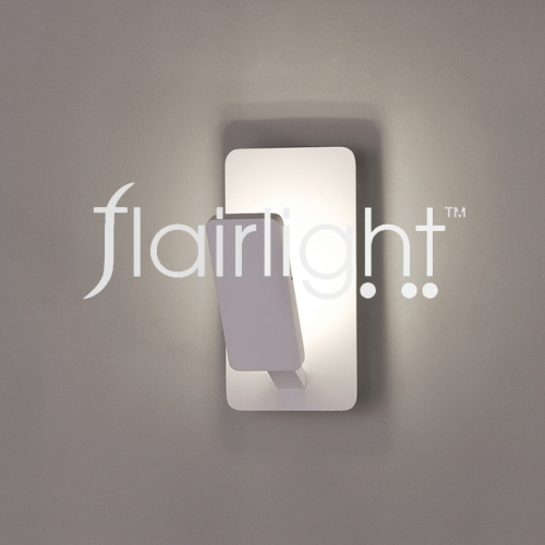 Flairlight LED Rectangular Wall Luminaire