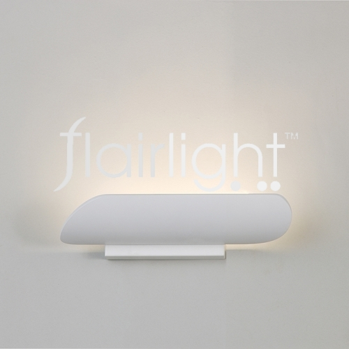 Flairlight LED White Metal Wall Light SM