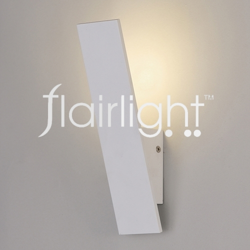 Flairlight LED Rectangular Metal Wall Light