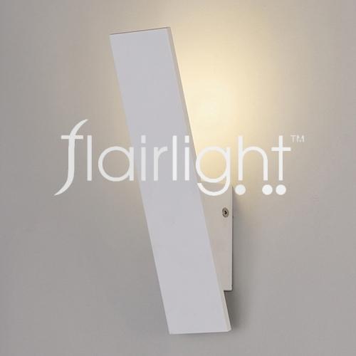 Flairlight LED Rectangular Metal Wall Light