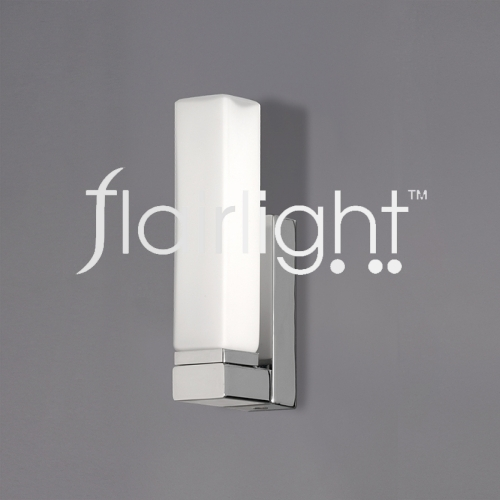 flairlight LED IP44 Single wall light