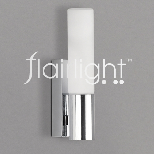 flairlight single ip44 wall light