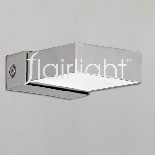flairlight IP44 bathroom wall light