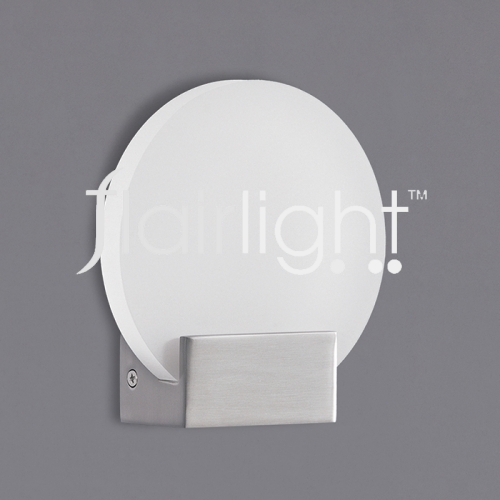 Flairlight decorative LED circular wall light