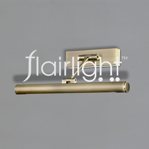 Flairlight brass picture light