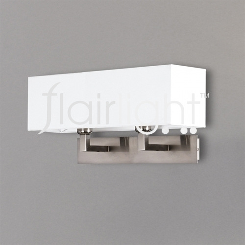 flairlight 20w double wall lamp