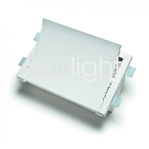 flairlight plaster in led wall light