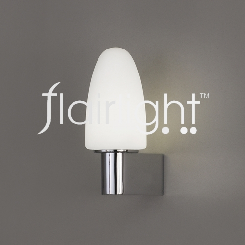 Flairlight LED IP44 Singular Wall Lamp