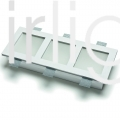 Flairlight 21w IP20 Triple Plaster-in Luminaire