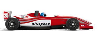 Hillspeed Race Car Formula 4