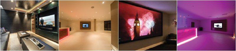 TV and cinema lighting images