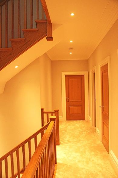 1st hall way lighting- website