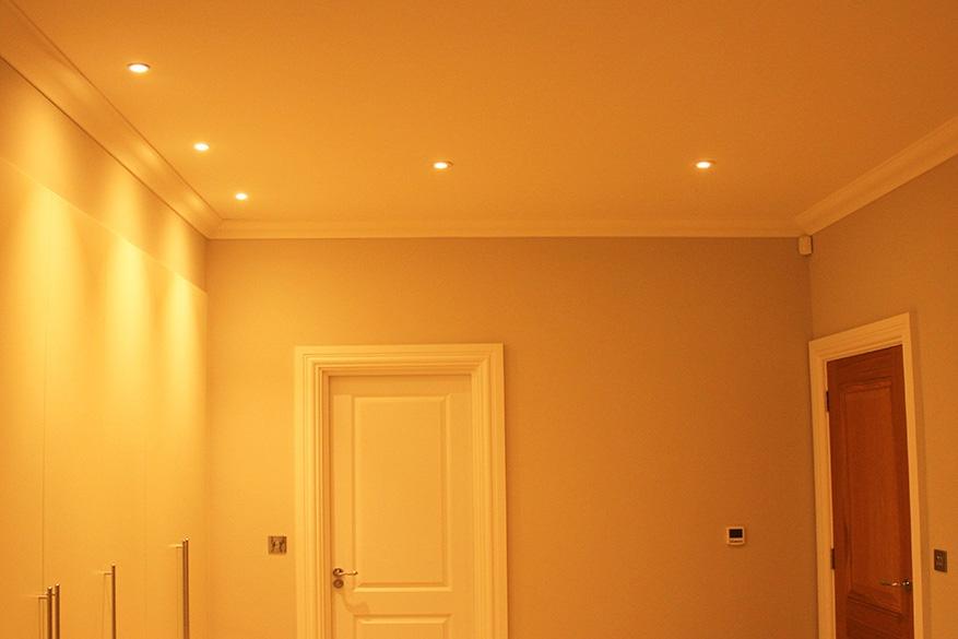 bedroom 1 wardrobe lighting- website
