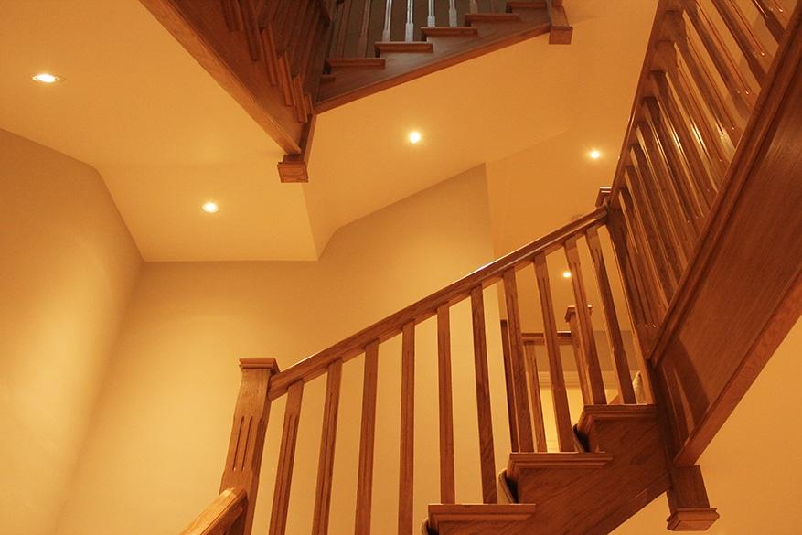 stairway lighting- website