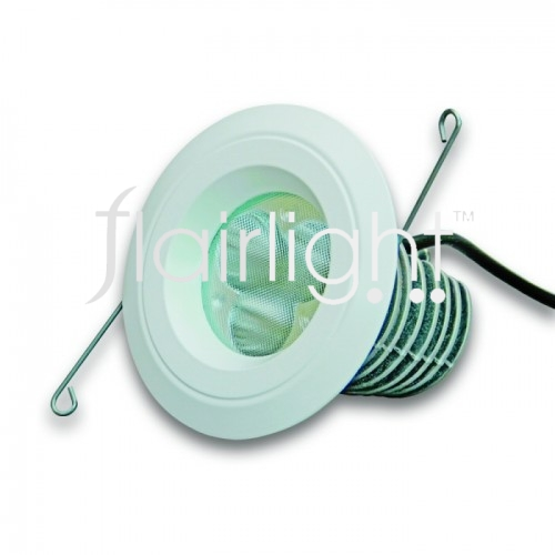 Flairlight IP44 Fixed Standard 12.4w LED Down Light