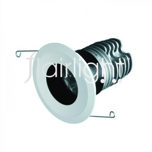 Flairlight IP44 12.4w Fixed Regressed LED Down Light