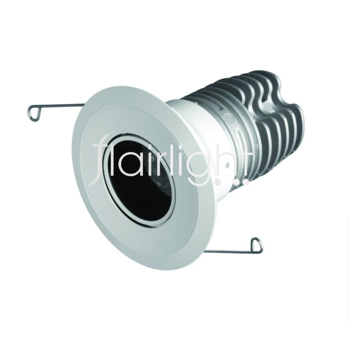 Flairlight IP20 Tilt Low Profile 12.4w LED Down Light