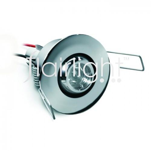 Flairlight IP65 Adjustable Eyeball LED Luminaire