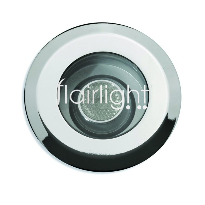 Flairlight IP52 Round Adjustable (20 Degree) LED Light