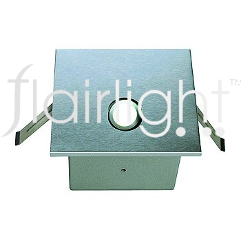 Flairlight IP20 Recessed Adjustable LED Wall Light