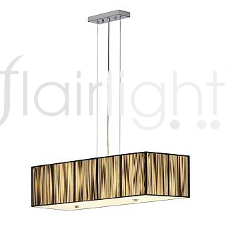 Flairlight IP20 Pendant Fitting - 4 Lamps