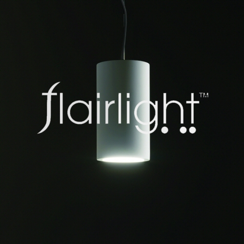 Flairlight Plaster Pendant Light