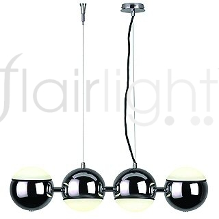 Flairlight IP20 Set of 4 Pendant Luminaires